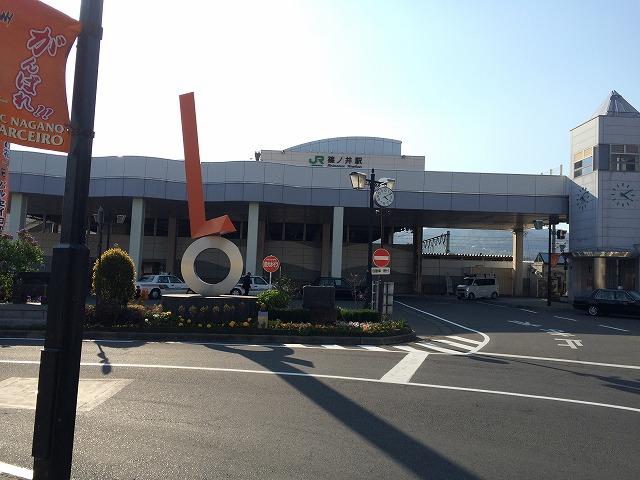 長野市の篠ノ井駅を探索してみた