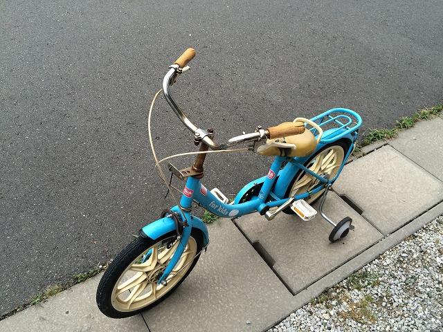 子供の自転車で補助輪を外す為の役立つポイント4つ