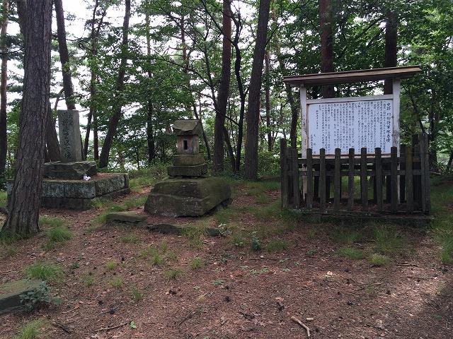長野市篠ノ井にある、善光寺平最大級の古墳「川柳将軍塚古墳・姫塚古墳」は山奥にあった
