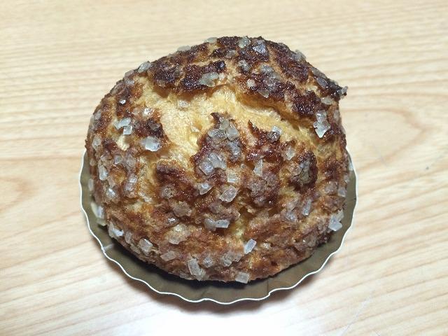 これがシュークリーム?篠ノ井の千歳屋本店の焼きシュークリーム「シュー・ディアマン」が絶品