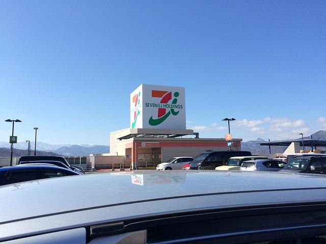 アリオ上田は長野ベスト3に入る大型ショッピングモール。大抵なものは手に入る