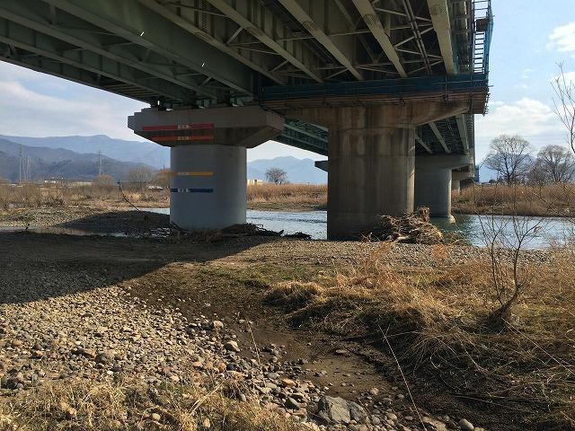 千曲川の河川敷が冒険心をくすぐらせるスポットだった