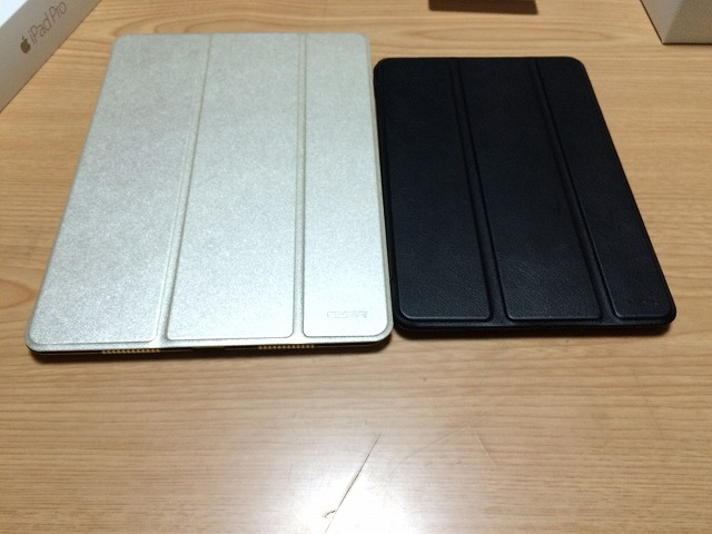 iPad Pro9.7インチのケースはこれで決まり!純正の4分の1の価格でこのクオリティ