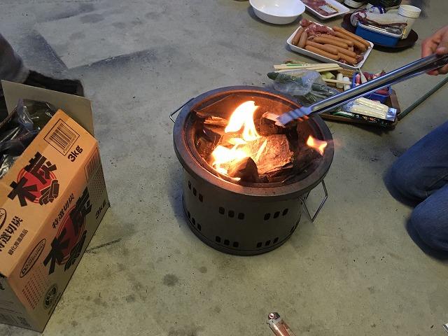 自宅バーベキューのメリット!子供に火の使い方を教えるのに最適