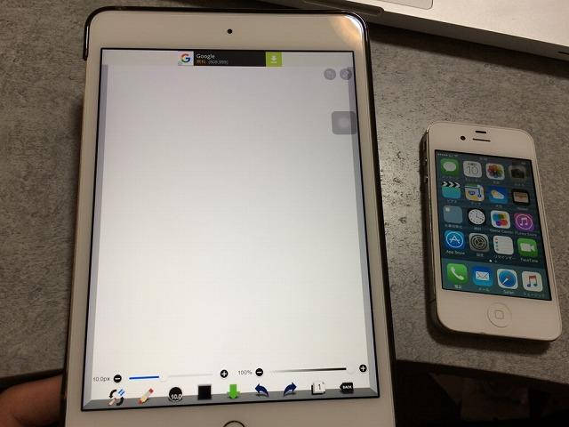 iPhoneを持っているけれどiPad mini4を買った理由は主に5つ