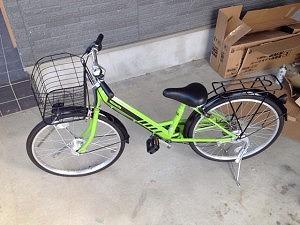 僕が子供の自転車に中古を選ぶ理由はただ一つ!自転車の盗難対策だ