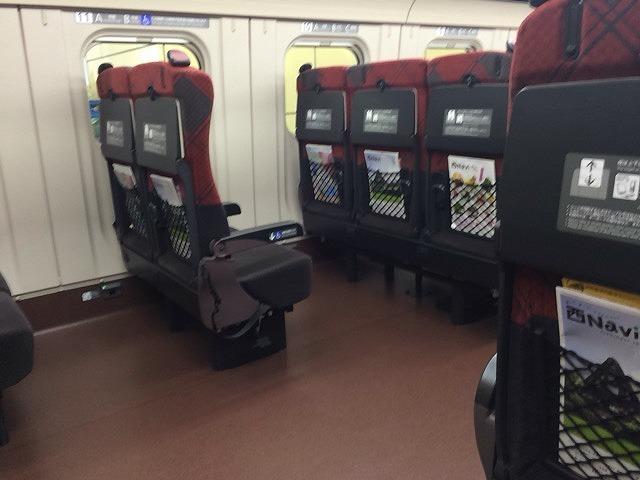 5年ぶりくらいに新幹線に乗った30代サラリーマンの率直な感想