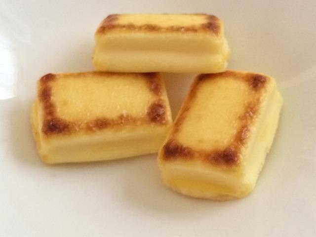 ベイク クリーミーチーズがとろけるチーズケーキのような食感で美味しい