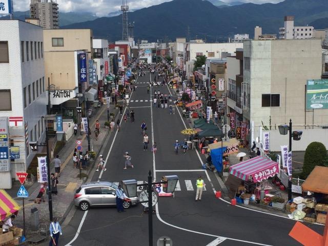 平成30年篠ノ井びんずる!篠ノ井祇園祭!今年は小雨でも熱いお祭りだった!