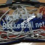 バスケットゴールのネットは消耗品?切れてしまったゴールネットを交換してみた