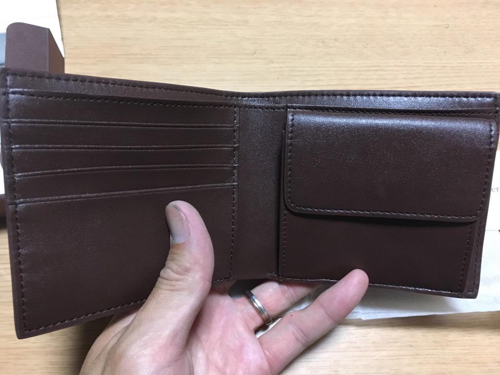 安い本革のメンズ二つ折り財布はこれで決まり!2680円とは思えない質感の二つ折り財布